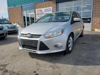 Used 2012 Ford Focus SE AC GR ELECT for sale in St-Eustache, QC
