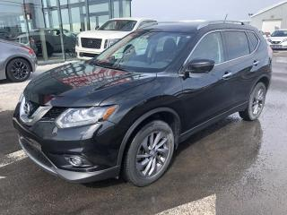 Used 2016 Nissan Rogue SL, AWD, GPS, CERTIFIE, 1.9% for sale in Lévis, QC