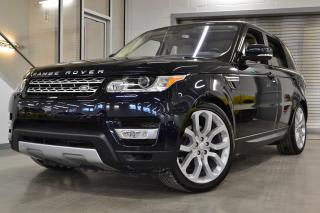 Used 2016 Land Rover Range Rover Sport Cert. Hse for sale in Laval, QC