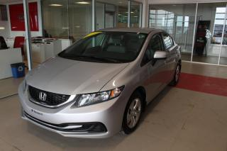 Used 2015 Honda Civic LX 4 portes, boîte automatique for sale in Beauport, QC