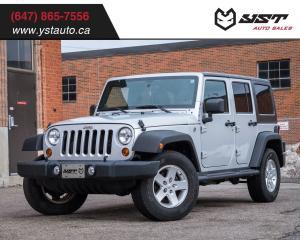 Used 2012 Jeep Wrangler SPORT for sale in Oakville, ON
