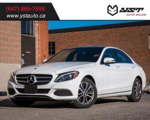 Used 2018 Mercedes-Benz C-Class C 300 for sale in Oakville, ON