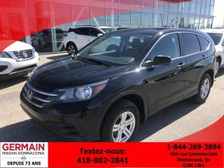Used 2014 Honda CR-V Lx - Awd - Cruise for sale in Donnacona, QC