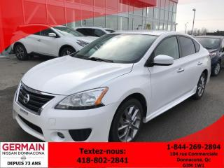 Used 2014 Nissan Sentra Sr- Cruise for sale in Donnacona, QC