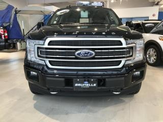 Used 2019 Ford F-150 Limited cabine SuperCrew for sale in St-Eustache, QC