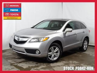 Used 2015 Acura RDX Tech Awd Gar for sale in Drummondville, QC