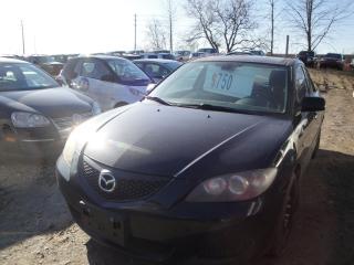 Used 2004 Mazda MAZDA3 GS for sale in Oakville, ON