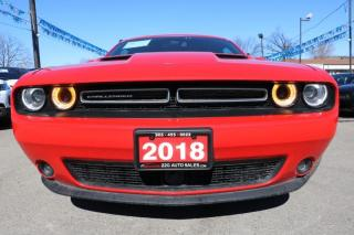Used 2018 Dodge Challenger GT ACCIDENT FREE for sale in Brampton, ON