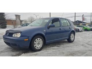 Used 2007 Volkswagen City Golf 2007 Volkswagen City for sale in St-Jérôme, QC