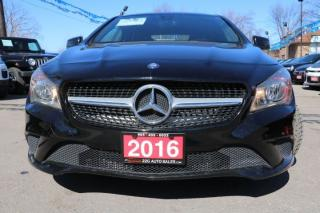 Used 2016 Mercedes-Benz CLA-Class CLA 250 ACCIDENT FREE for sale in Brampton, ON
