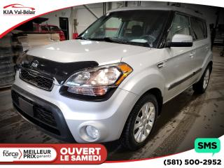 Used 2013 Kia Soul 2U BLUETOOTH for sale in Québec, QC