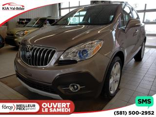 Used 2015 Buick Encore Cuir Bluetooth for sale in Québec, QC
