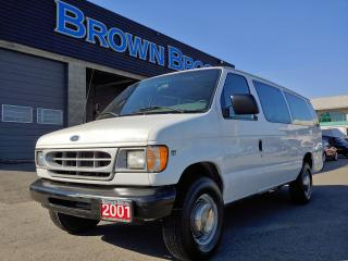 Used 2001 Ford Econoline XL for sale in Surrey, BC