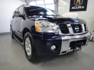 Used 2006 Nissan Armada LE MODEL,8 PASS,FULLY LOADED for sale in North York, ON