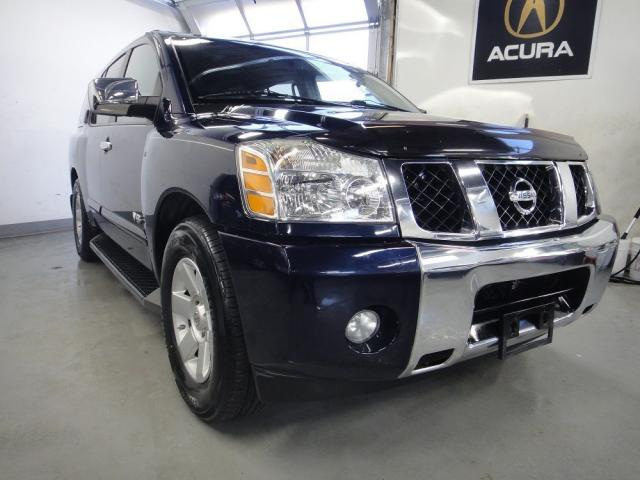 2006 Nissan Armada LE MODEL,8 PASS,FULLY LOADED