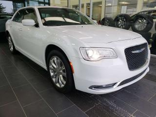 Used 2018 Chrysler 300 TOURING, NAVI, REMOTE START, ACCIDENT FREE for sale in Edmonton, AB