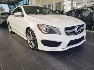 Used 2014 Mercedes-Benz CLA-Class HEATED SEATS, SUNROOF, REAR VIEW CAMERA for sale in Edmonton, AB