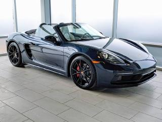 New 2019 Porsche Boxster 718 GTS for sale in Edmonton, AB