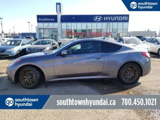 Used 2011 Hyundai Genesis Coupe 2.0/BLUETOOTH/LEATHER/HEATED SEATS for sale in Edmonton, AB