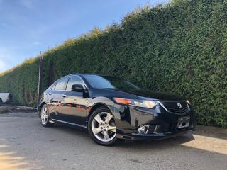 Used 2012 Acura TSX TECHPKG for sale in Surrey, BC