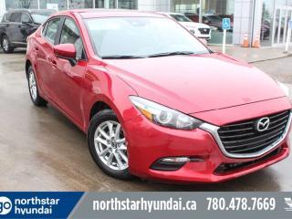 Used 2018 Mazda MAZDA3 GS/SUNROOF/HEATEDSEATS&STEERING/PUSHSTART for sale in Edmonton, AB