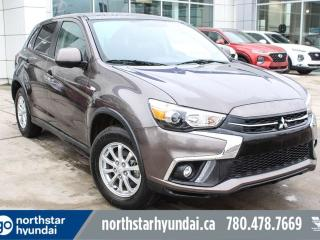 Used 2018 Mitsubishi RVR SE/BACKUPCAM/HEATEDSEATS/ALLOYS/AC/CRUISE for sale in Edmonton, AB