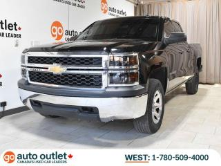 Used 2015 Chevrolet Silverado 1500 LS 4x4 Double Cab, Bluetooth for sale in Edmonton, AB