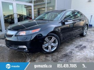 Used 2012 Acura TL AWD SUNROOF LEATHER for sale in Edmonton, AB