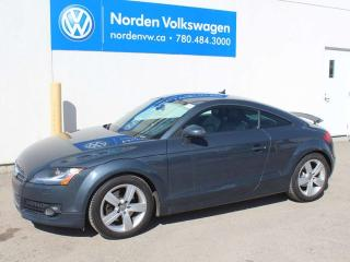 Used 2010 Audi TT 2.0 TURBO QUATTRO AWD for sale in Edmonton, AB