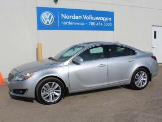 Used 2017 Buick Regal PREMIUM AWD - LEATHER / NAVI / SUNROOF for sale in Edmonton, AB