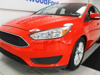 Used 2015 Ford Focus SE- XY FWD hatch with heated seats and a back up cam for sale in Edmonton, AB