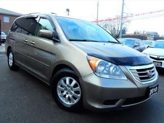 Used 2010 Honda Odyssey EX-L | POWER DOORS.TAILGATE | 8PASS | LEATHER.ROOF for sale in Kitchener, ON