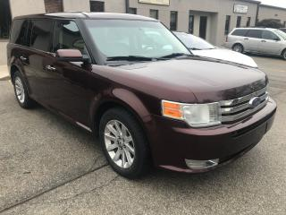 Used 2009 Ford Flex SEL,SERVICE RECORDS,CERTIFIED for sale in Burlington, ON