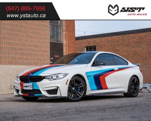 Used 2016 BMW M4 DCT | HUD | Carbon | Camera | Red Leather for sale in Oakville, ON