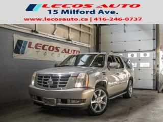 Used 2007 Cadillac Escalade ESV ESV for sale in North York, ON