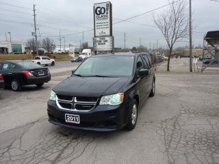 Used 2011 Dodge Grand Caravan SE,STOW & GO,LIKE NEW for sale in Kitchener, ON