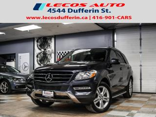 Used 2012 Mercedes-Benz ML-Class ML 350 for sale in North York, ON