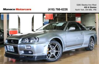Used 2001 Nissan Skyline R34 GT-R - M SPEC 1 of 366 for sale in North York, ON