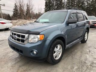 Used 2010 Ford Escape XLT 4WD for sale in Stouffville, ON