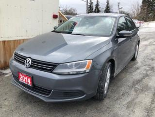 Used 2014 Volkswagen Jetta TSI COMFORTLINE  POWER SUNROOF for sale in Stouffville, ON