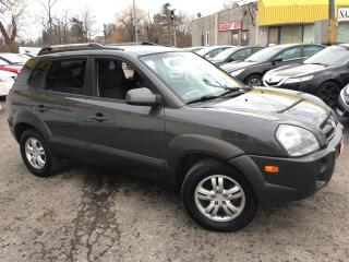 Used 2006 Hyundai Tucson GL for sale in Scarborough, ON