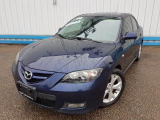 Used 2008 Mazda MAZDA3 GT *SUNROOF* for sale in Kitchener, ON