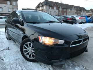 Used 2011 Mitsubishi Lancer SE|Accident free|One Owner|Bluetooth|Low Mileage for sale in Burlington, ON