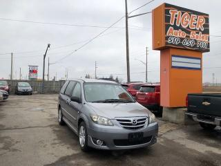 Used 2005 Mazda MPV GT**LEATHER**SUNROOF**ONLY 140KMS**AS IS for sale in London, ON