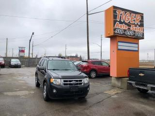 Used 2009 Ford Escape XLT**SUNROOF**CHROME WHEELS**AS IS SPECIAL for sale in London, ON