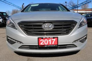 Used 2017 Hyundai Sonata 2.4L GL ACCIDENT FREE for sale in Brampton, ON