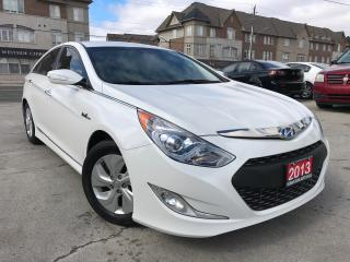 Used 2013 Hyundai Sonata Hybrid|Accident free|Alloys for sale in Burlington, ON