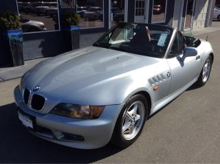 Used 1996 BMW Z3 for sale in Parksville, BC