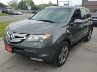 Used 2007 Acura MDX Elite Pkg for sale in North York, ON
