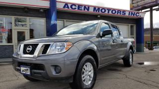 Used 2017 Nissan Frontier SV-AWD- LIKE NEW for sale in Hamilton, ON